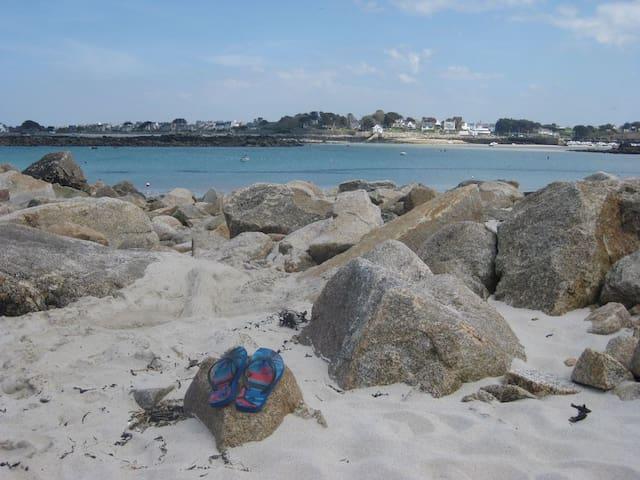 Gite en pierre près du GR34