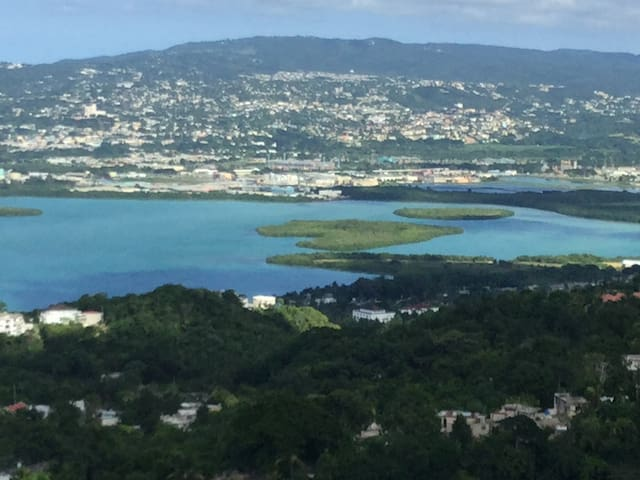 Mobay with the Heart island