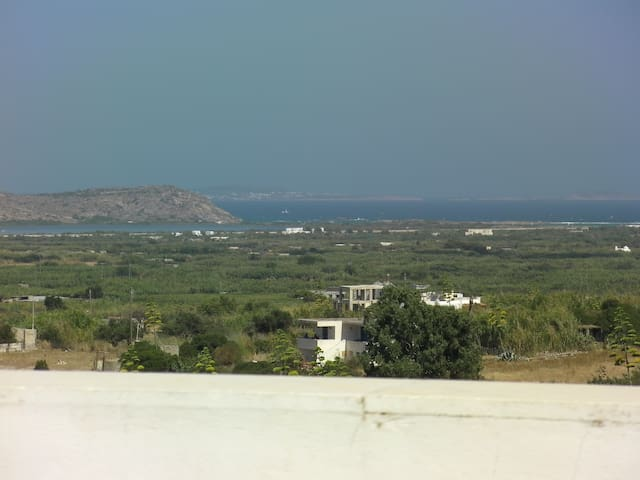 Cozy whole house with splendid view - Agios Arsenios - Haus