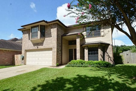 Comfy Sugar Land home in perfect location - Sugar Land