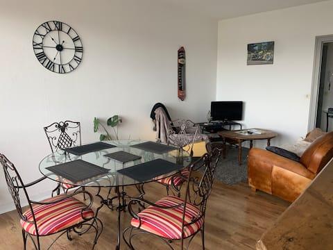 Appartement de 75m2, proche centre ville de Cognac