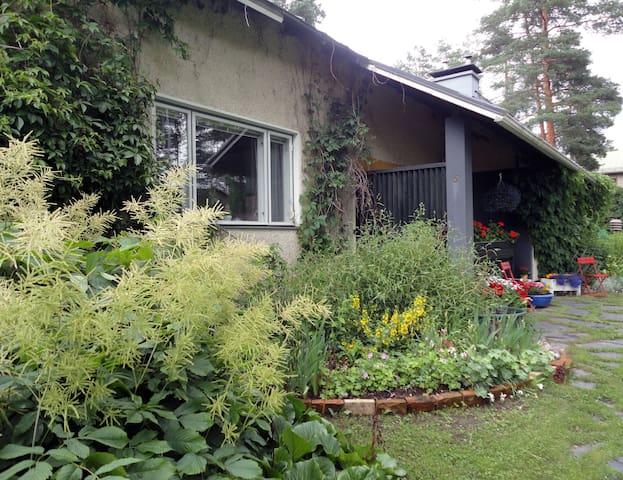 Country life close to Helsinki - Hyvinkää - Rumah