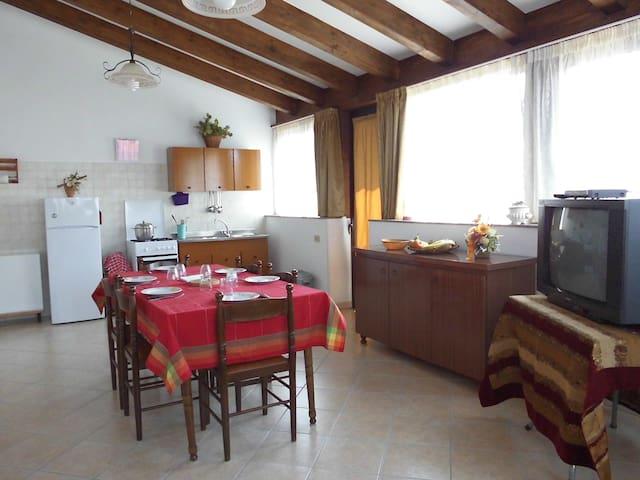 Big Beatiful flat near the sea - Capo d'Orlando - Apartamento