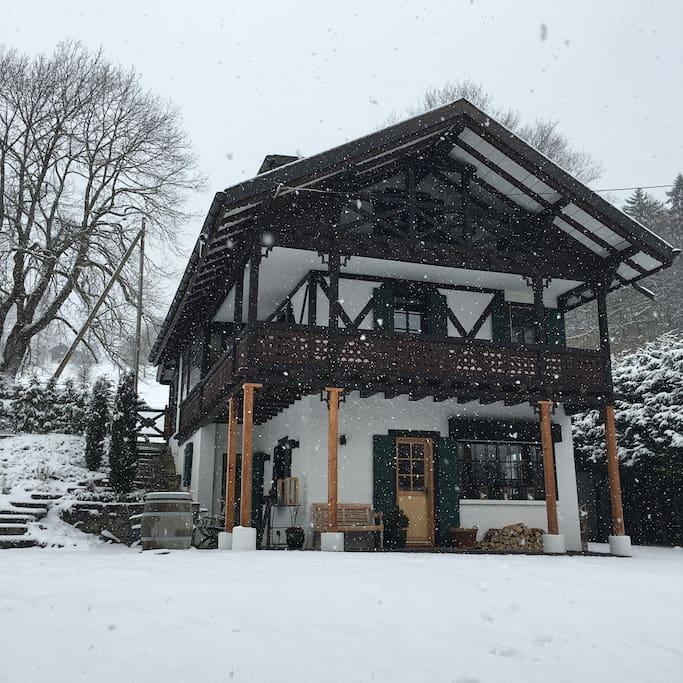 Wintertime!
