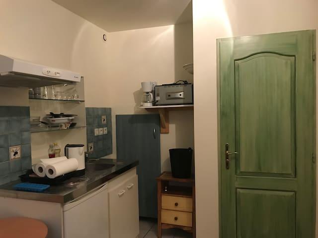 AGRÉABLE STUDIO