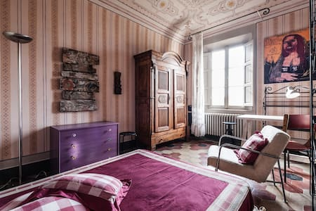 Stylish room in strategic location - Pisa