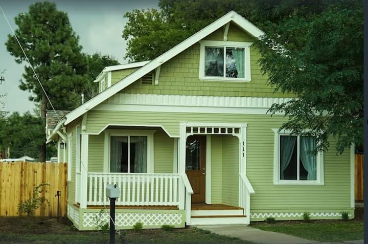 Taber Cottage-Historical 3 bed/3 bath Home Rte 66