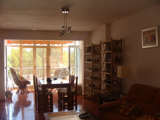 A place to relax and enjoy nature!! - València - Apartament