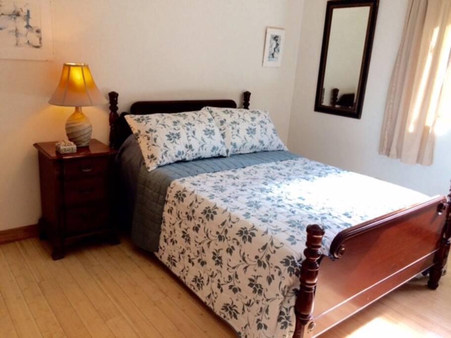 Washington Bedroom