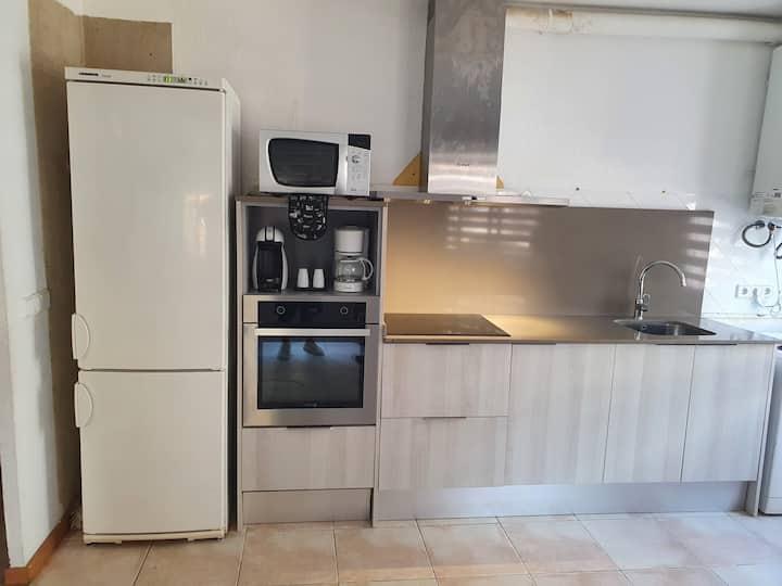 Apartamento piso en calle principal de Calella