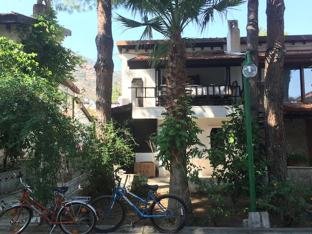 Datca Aktur Duplex Apart in Famous Seaside Resort - Marmaris - Huis
