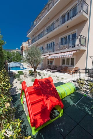 Bigger 4* Luxury Apartment - Selce - Appartement
