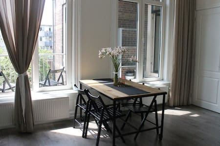 Lovely apartment near The Hague city centre