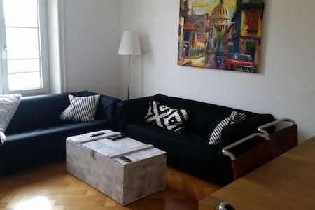 Large 92sqm Apartment-Basel - Sleeps 2 to 4 people - Bazel