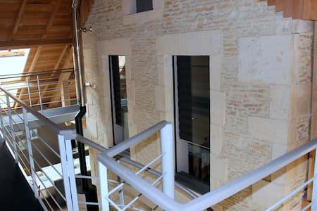 2 chambres d'hôtes en Normandie - Touffréville - Casa