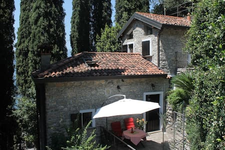 Charming Stone Villa in Varenna town Lake Como - House
