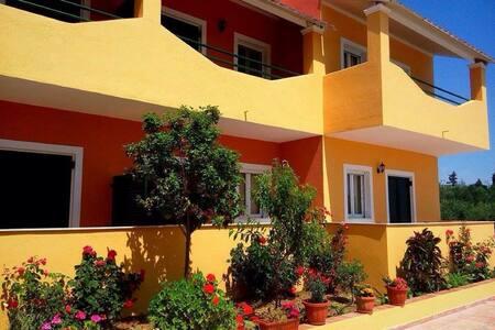 Nikos Villas, Saint Petros, Kavos - Corfu
