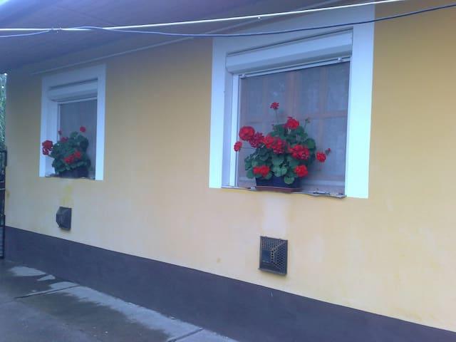 Bogács - Jegenyés vendégház - Bogács - Casa de huéspedes
