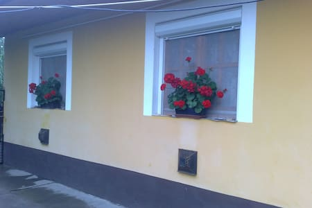 Bogács - Jegenyés vendégház - Bogács - Dům pro hosty