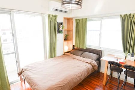 New! Clean Room! 5mins to Miebashi/Tomarin! 4A