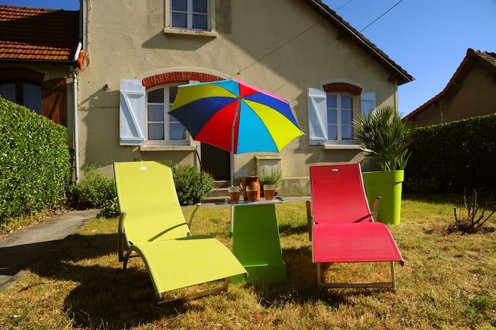 ma maison de vacances - Dives-sur-Mer - Haus