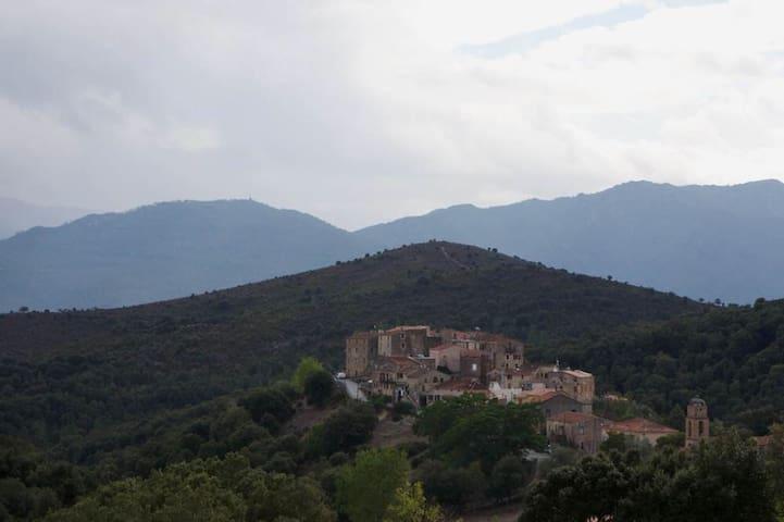 Chambre d hôtes pour 2 personnes - Piedigrggio - Villa