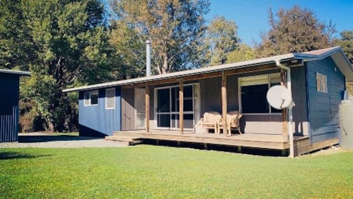 Lake Rotoroa Holiday Home, Nelson Lakes