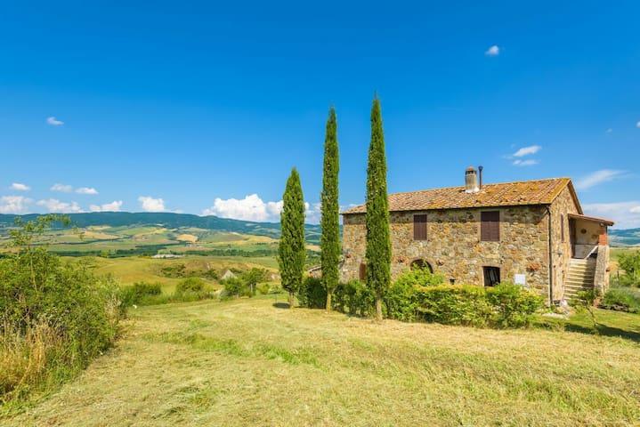 Poggio Muziarelli - Contignano - Apartament