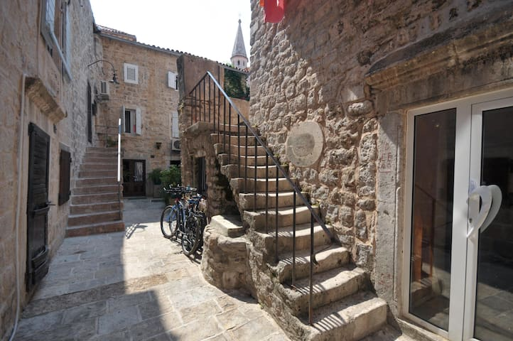 Budva Old City - CENTER - apartment