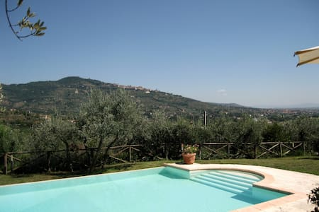 Villa Stefania Cortona