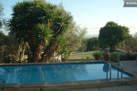 3 Doppelzimmer in Traumhaus+Pool - Selva - House