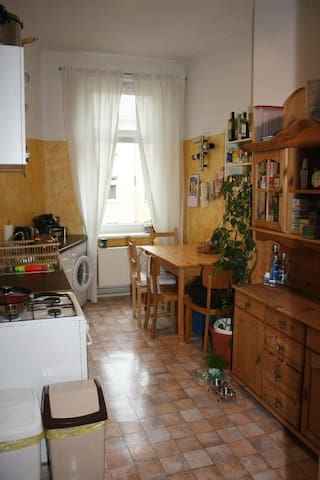 Zimmer in 2er WG - Berlino - Appartamento