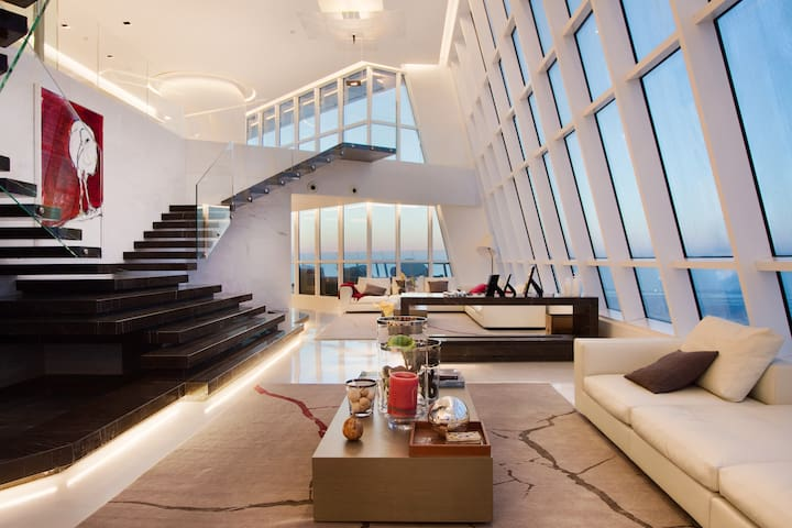 The Penthouse l Dubai's Largest Private Residence - Dubai - Wohnung