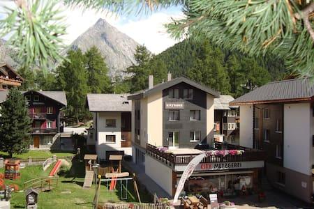 Herzlich & privat  Wohnung - Saas-Fee - Lägenhet
