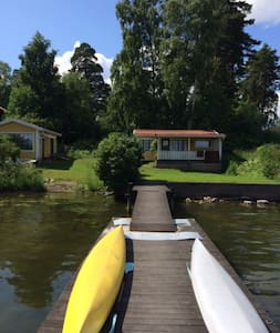 Island cottage close to city center - Lidingö - Cabanya