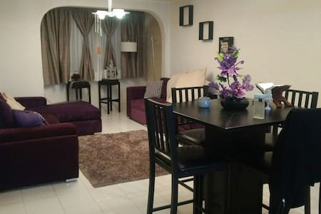 Bonito cuarto en lindo apartamento - Mexico City - Lägenhet