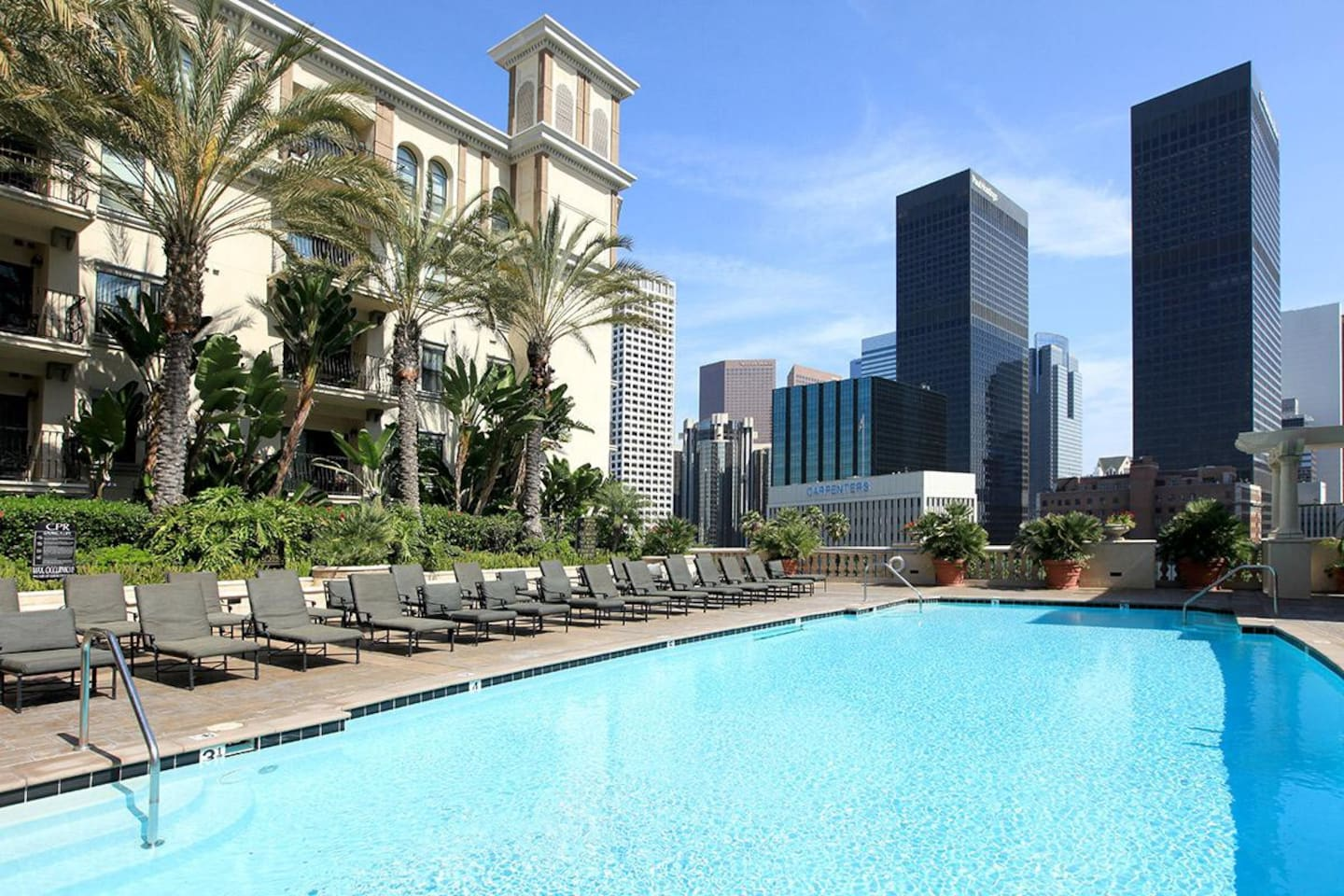 amazing downtown la condo apartments for rent in los angeles