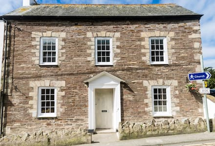 Cherry Orchard Apartment - Mevagissey - Daire