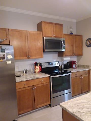 Cozy condo on downtown Daniel Island - Charleston - Kondominium