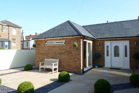 HOLIDAY BUNGALOW BROADSTAIRS KENT  - Broadstairs - Rumah