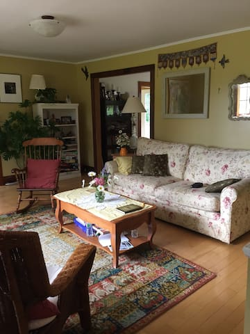 Comfortable and peaceful place - Brattleboro - Casa