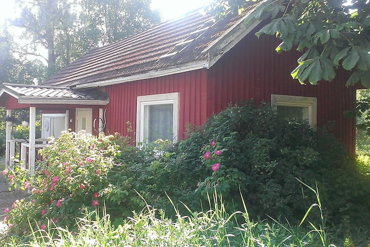 Cute cottage in Hämeenlinna