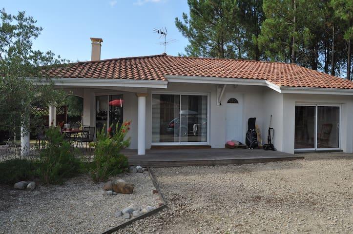Maison de vacances - Moliets-et-Maa - 단독주택