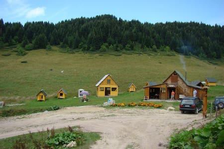 Eco village Kolibe Damjanovica