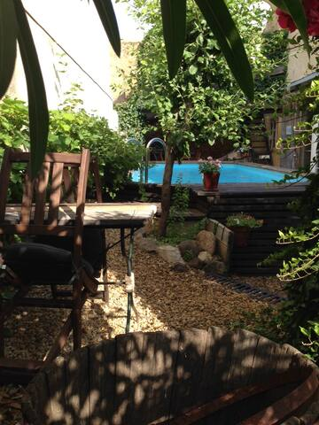 Villa Champagne - Cazouls-lès-Béziers - Bed & Breakfast