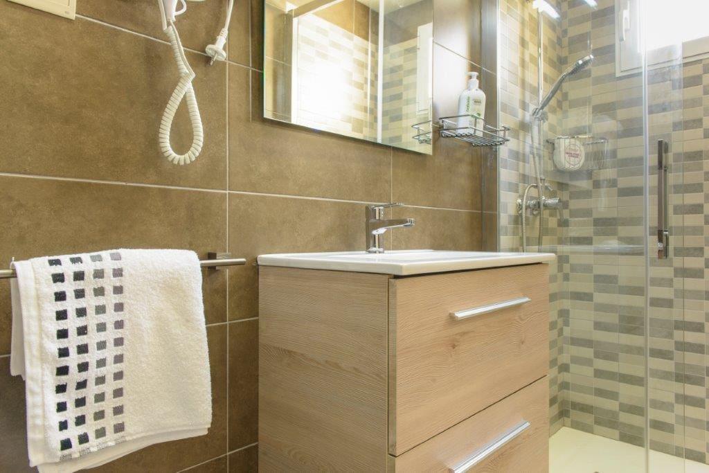 Baño habitación nº 4
