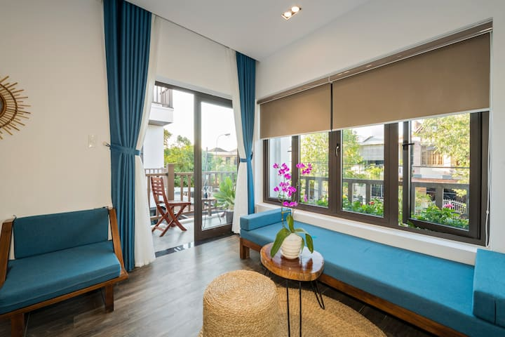 Superior room with Balcony&Breakfast&Pool&Bike