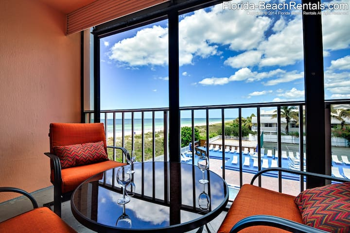Reef Club 201 - Indian Rocks Beach - Apartament