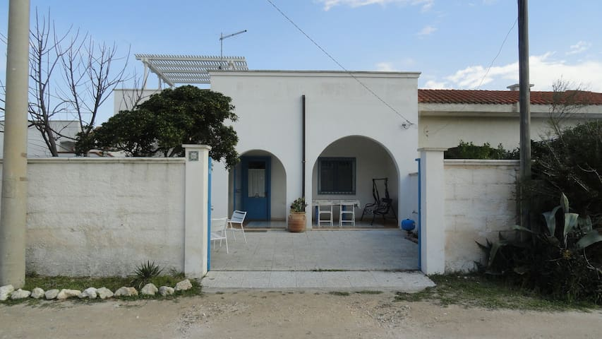 Villa 100m da spiaggia del salento - Punta Prosciutto - Villa