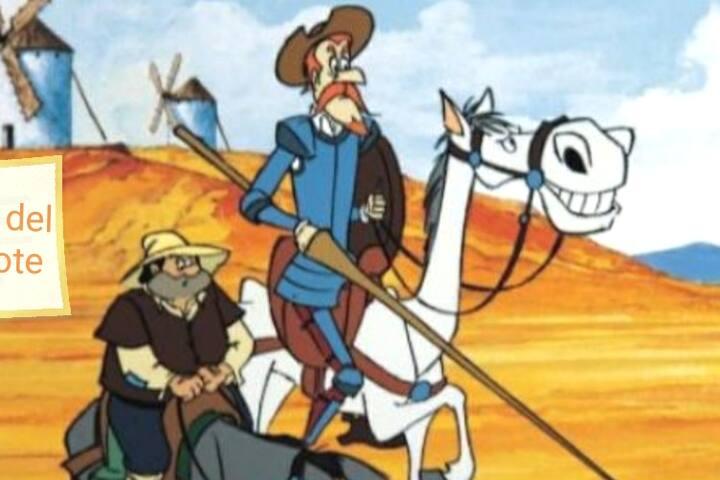 Casita del Quijote
